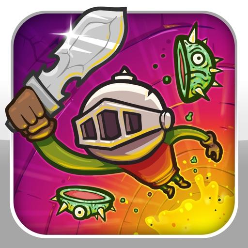 噩梦骑士塔app icon图