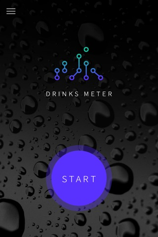 Drinks Meter screenshot 1