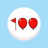 BrotherSoft - 100 Pukky - Endless balloon popper  artwork