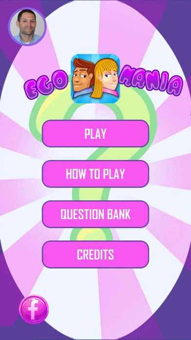 EgoMania Game Screenshot