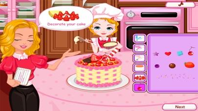 لعبة طبخ كعكة عيد ميلاد مع ماما الحبيبةلقطة شاشة5