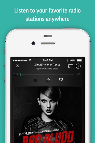 TuneIn Radio: Music & Podcasts screenshot 1