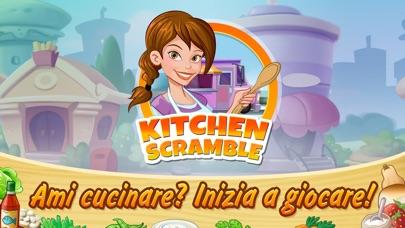 Screenshot of Kitchen Scramble: Cooking Game1