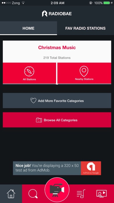 Christmas Music FM Radio Stations on the App Store