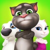 Talking Tom Bubble Shooter