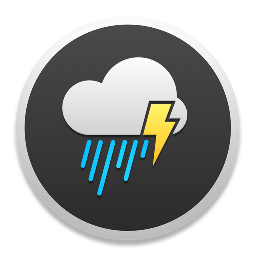 Weather Indicator Mac OS X