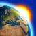 现在天气° - 免费本地天气预报,温度,警报,3D地球,窗口小部件中国与世界