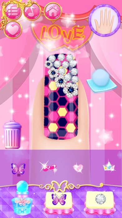 Nail room fashion makeover salon app download android apk Room makeover app
