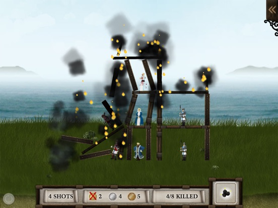 Crush the Castle iOS Screenshots