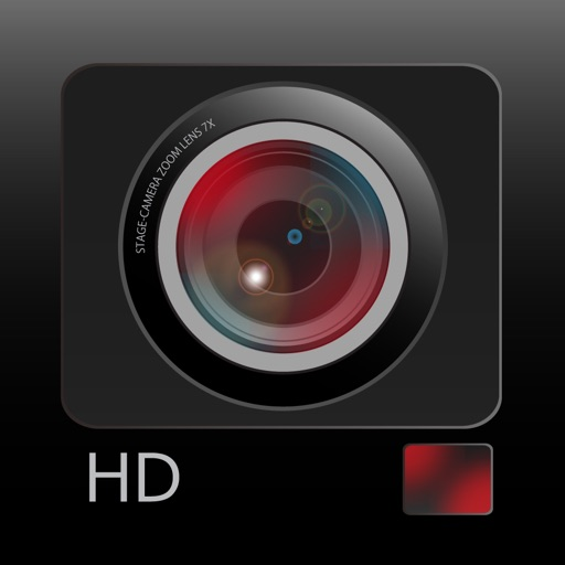 StageCameraHD - 高画質マナー 無音カメラ