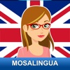 Imparare l'inglese rapidamente - MosaLingua (AppStore Link)