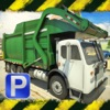 3D Garbage Truck Parking 2