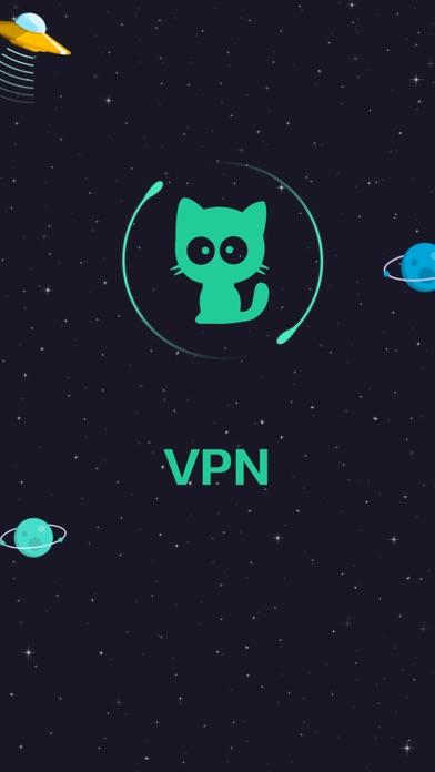 快喵VPN-高速かつ安全で安定した高度なV... screenshot1