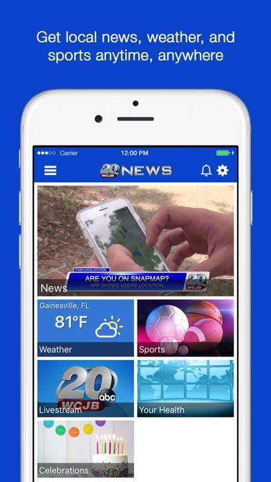 WCJB TV News On The App Store - Wcjb weather radar