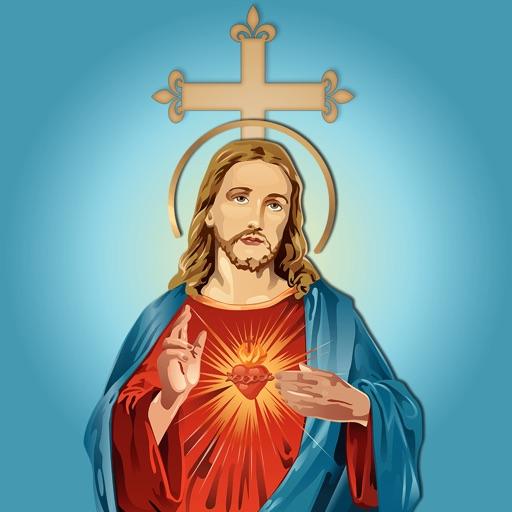 Animated Jesus Christ GIF Stickers by Kruti Viradiya