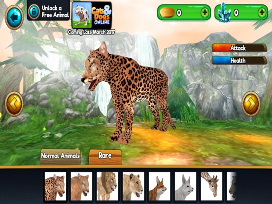 Скачать игру Animal Online: Cat Hunt-ing Sim-ulator