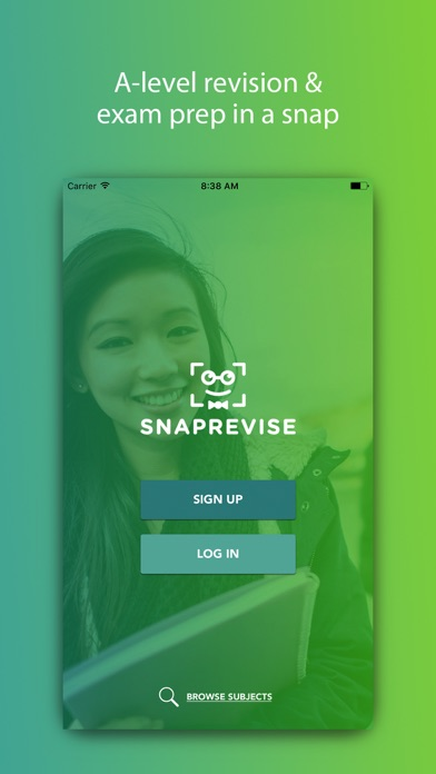 download SnapRevise: A-level Revision appstore review