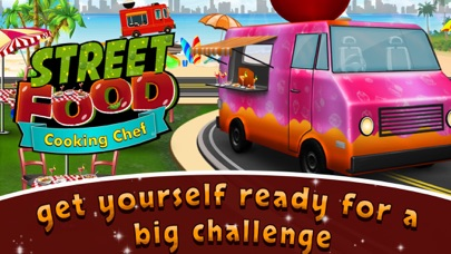 Street Food Cooking Chef Story screenshot