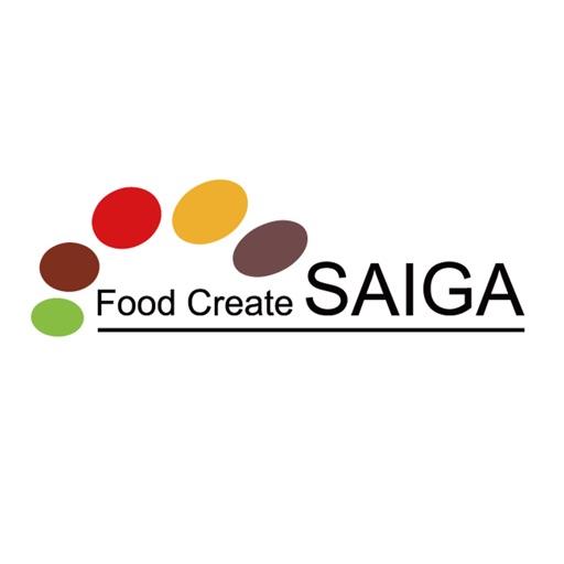 Food create saiga iphone ios app for Application creation cuisine