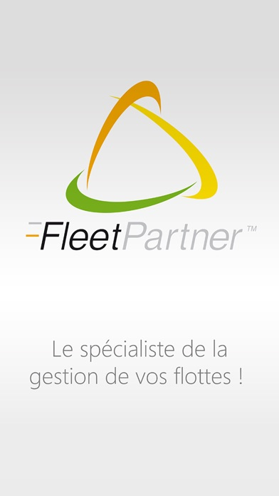 FleetPartnerCapture d'écran de 1