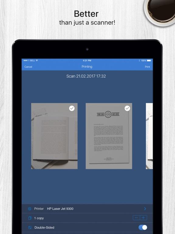 Screenshot #5 for Scanner App for Me