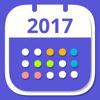 Calendar Z - Simple schedule planner with reminder
