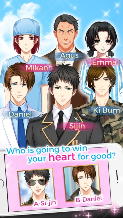 Free dating sim apps for android