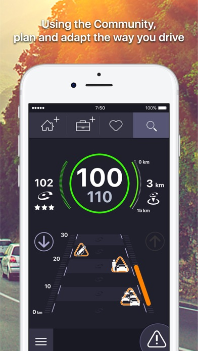 coyote navigation traffic alerts on the app store. Black Bedroom Furniture Sets. Home Design Ideas