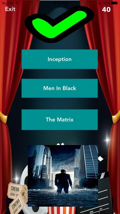 Popcorn Time Movies Trivia Screenshot 3