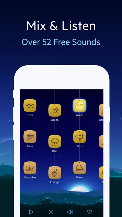 download Relax Melodies: Sleep Sounds, White Noise & Fan appstore review