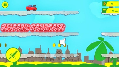 Smashy Jump Car Shooter Screenshot 2