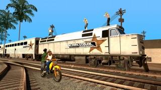 Grand Theft Auto: San Andreasのスクリーンショット2