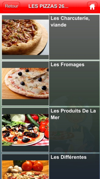 Livia PizzaCapture d'écran de 2