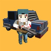 Chaos Road - Endless Zombie Survival Arcade