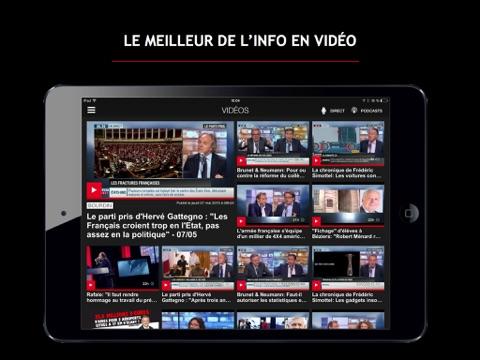 RMC : Info Talk Sport screenshot 3