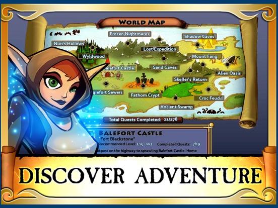 Pocket Legends Screenshots