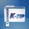 K-Zip - 日本語ファイル名対応 Zip 7zip Rar解凍 圧縮ツール