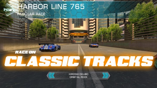 Ridge Racer Slipstream Screenshots