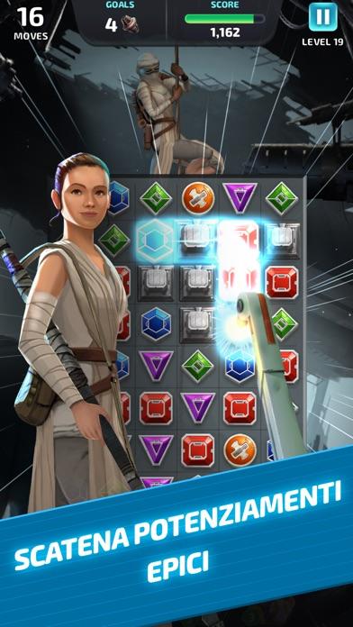 Star Wars: Puzzle Droids™ Screenshot