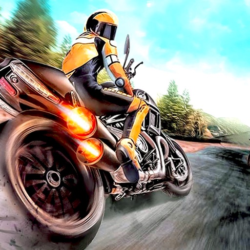 Real Motorcycle Bike Race 3D Simulator 通过 Sardar Anser Ali