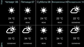 Погода для КитаяСкриншоты 5