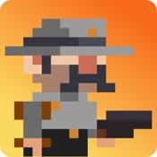 Tiny Wild West - Endless 8-bit pixel bullet hell