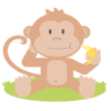 MonkeyCute - Cute Monkey Emoji And Stickers Wiki