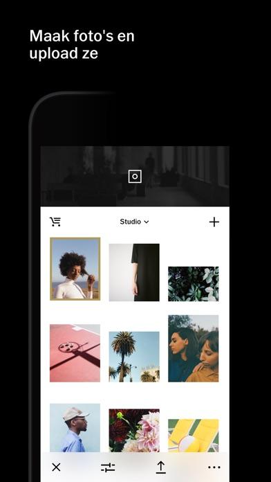 VSCO Screenshot