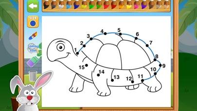 القرد السعيد - العاب رسم تلوين العاب ذكاءلقطة شاشة3