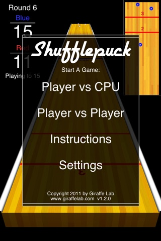 Shufflepuck screenshot 1