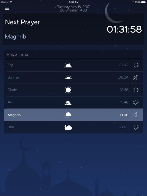 Muslim Athan Plus Screenshots