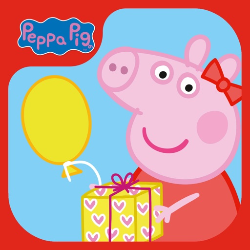 Peppa Pig (小猪佩奇): 联欢会