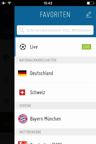FIFA Official App screenshot 4