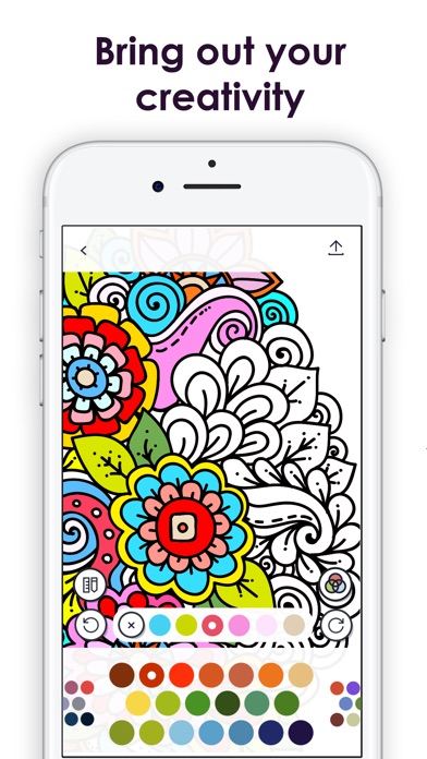 MyColorful Coloring Book For Adults On The App Store